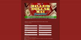 TMZSweepstakes.com: TMZ Is Giving Away A Million Dollars In May In This Sweepstakes