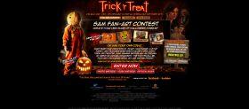 Trick 'r Treat Sam Fan-Art Contest
