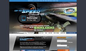 Up to Speed Challenge Presented by Nationwide