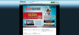 Dexter Killer Online Sweepstakes