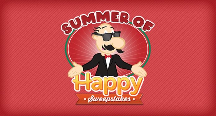 LaRosa's Summer of Happy Sweepstakes