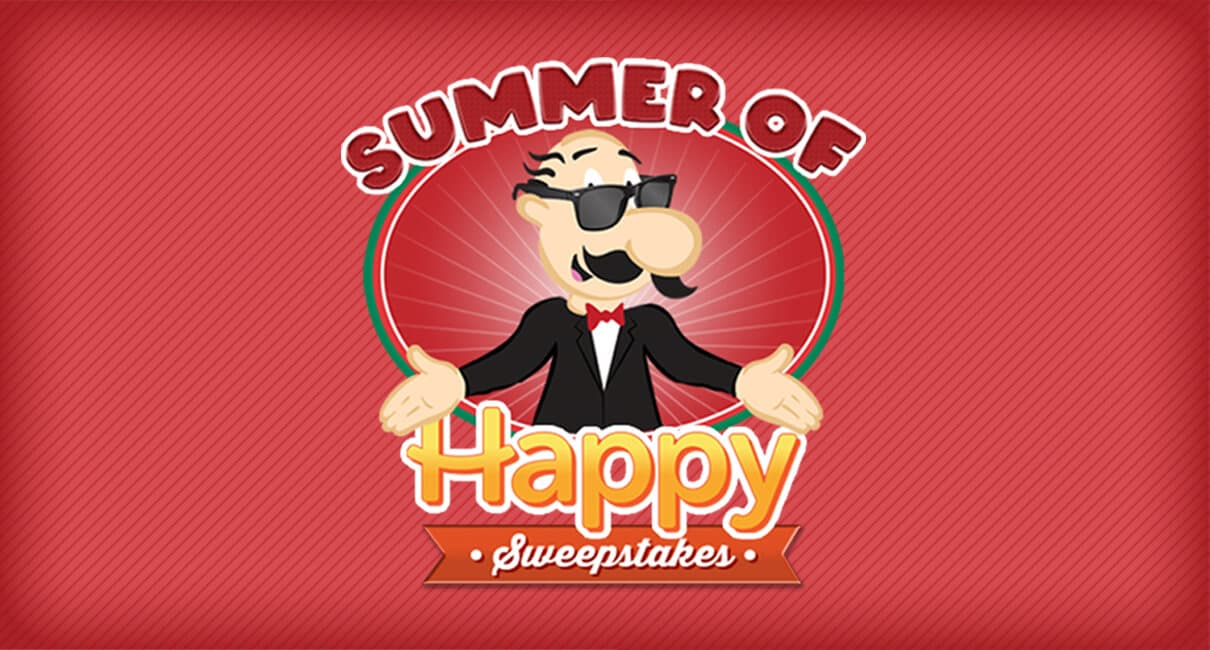 LaRosa's Summer of Happy Sweepstakes