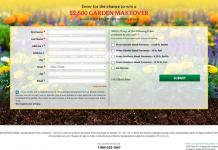 Sweeps.Preen.com - Preen $2,500 Garden Makeover Sweepstakes