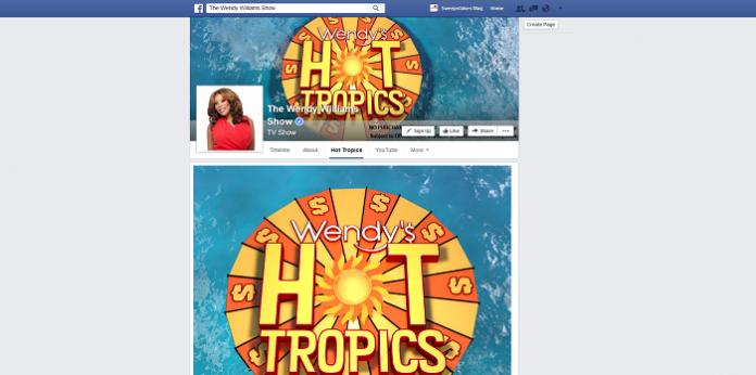 Wendy's Hot Tropics Giveaway