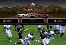 NissanHeismanHouse.com - Nissan Heisman Sweepstakes