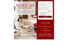 PBteen Win You Wish List Pinterest Sweepstakes