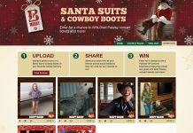 Boot Barn Santa Suits And Cowboy Boots Contest