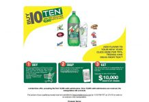 TEN Sweepstakes