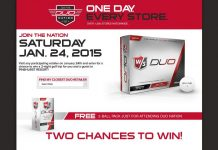 Wilson Staff Join The DUO Nation Sweepstakes