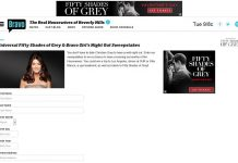 Universal Fifty Shades of Grey And Bravo Girl's Night Out Sweepstakes (Bravotv.com/girlsnightout)