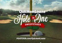 Quicken Loans Hole-In-One Sweepstakes (PGATOUR.com/QuickenLoans)