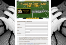 SmartSource Super Bowl Sweepstakes