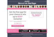 RetailMeNot Sweet on Savings Sweepstakes