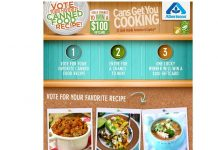 Albertsons Favorite Canned Food Sweepstakes