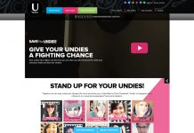 U by Kotex Save the Undies Sweepstakes