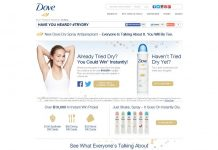 Dove Dry Spray Instant Win