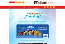 Family Dollar Fabulous Spring Sweepstakes