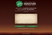 Irish Spring What Does Your Signature Say About You Sweepstakes