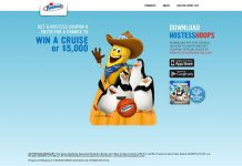 Hostess Hoops Sweepstakes - HostessPenguins.com