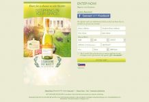 Lindeman's Put Some Spring In Your Space Sweepstakes