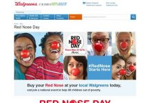 Walgreens #RedNose Sweepstakes