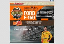 AutoZoneSummerSweeps.com - AutoZone Summer Road Trip Instant Win Game And Sweepstakes