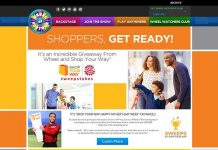 ShopYourWay.com/WOFSweeps - Wheel of Fortune Shop Your Way Sweepstakes