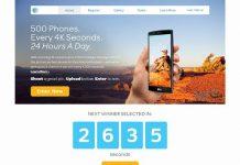 AT&T LG G4 Promotion (4kseconds.att.com)
