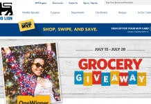 FoodLion.com/GroceryGiveaway - Food Lion MVP Free Grocery Giveaway