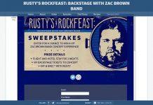 fyi.tv/rustysweeps - Rusty's Rock Feast Sweepstakes