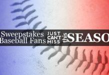 baseball sweepstakes