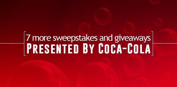 Coca-Cola Sweepstakes