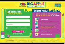 Nick.com/FruitOfTheLoom - Fruit Of The Loom Big Apple Playground Showdown Sweepstakes