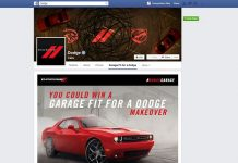 Garage Fit For A Dodge Contest And Sweepstakes On Facebook