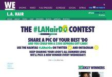 #LAHairDo Contest