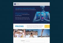 FIJI Water Lole NYC Sweepstakes