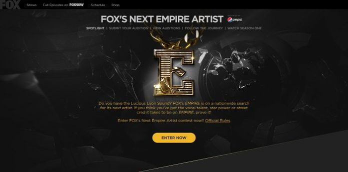FoxEmpireArtist.com - FOX'S Next EMPIRE Artist Contest