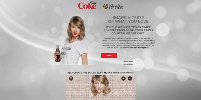Diet Coke And Regal Cinemas Share A Taste Of What You Love
