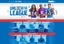 UnlockTheLeague.com - Pepsi Unlock the League Sweepstakes