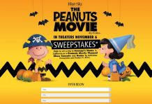 CharlieBrownSweeps.com - The Peanuts Movie Sweepstakes