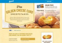 GoldenCheeseCurd.com - Culver's Golden Cheese Curd Sweepstakes