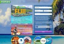 GoYonanas.com - Go Yonanas in Fiji Sweepstakes