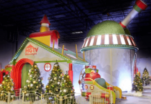 HGTV.com/SantaHQ - HGTV's Spreading Holiday Cheer Sweepstakes 2016