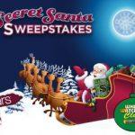 Wheel Of Fortune Secret Santa Sweepstakes 2016