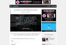 Centric's Watch Movies Get Money Sweepstakes