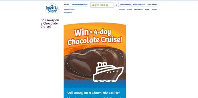 Sail Away on a Chocolate Cruise with Imperi