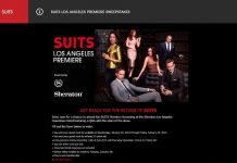 Suits Los Angeles Premiere Sweepstakes