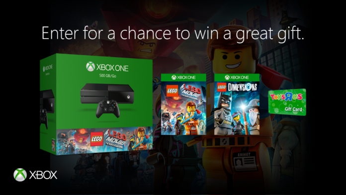 Xbox And LEGO Dimensions Sweepstakes