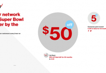 Minute50.com - Verizon Minute50 Sweepstakes