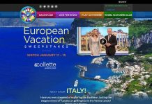 WheelOfFortune.com European Vacation Sweepstakes